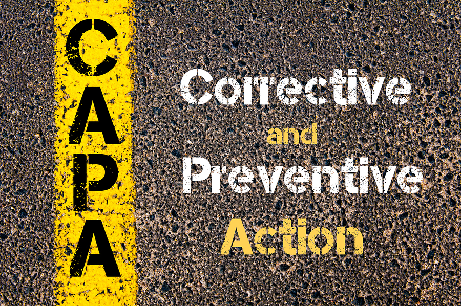 Effective Investigations and CAPA System