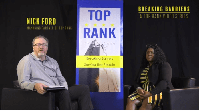 """Breaking Barriers"" Episode 2 with Joy Briscoe (part 1)"