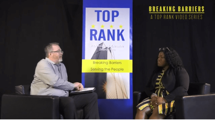 """Breaking Barriers"" Episode 2 with Joy Briscoe (part 2)"