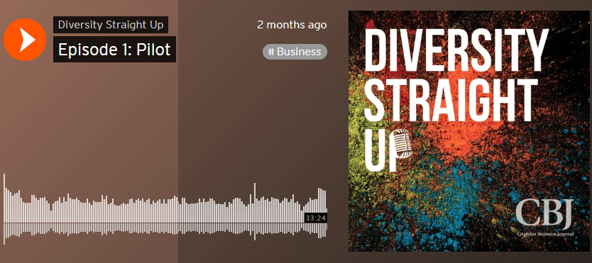 Diversity Straight Up – Episode 1