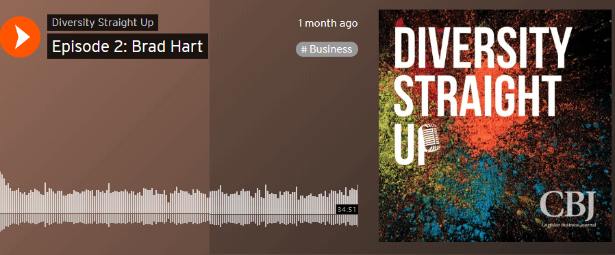 Diversity Straight Up – Episode 2