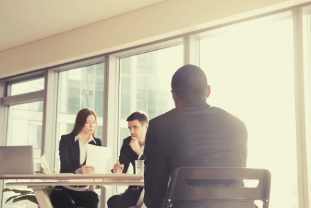 recruiting services for employers