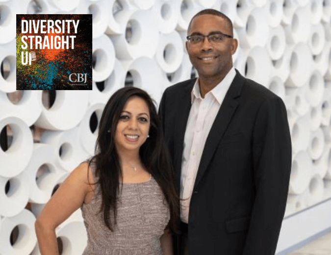 Diversity Straight Up: Leading through transformational times