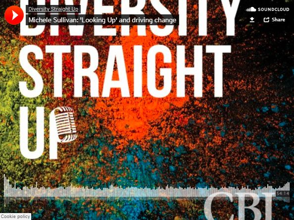 Diversity Straight Up: 'Looking Up' and driving change