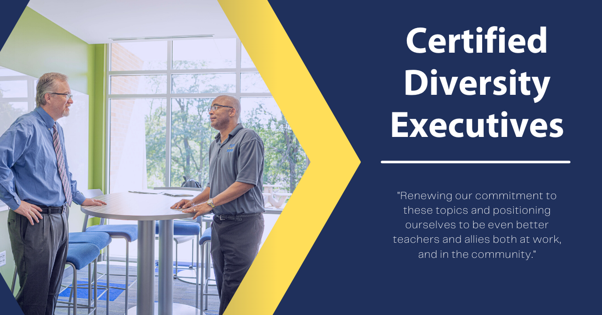 TopRANK Managing Partners Achieve Certified Diversity Executive® Certification
