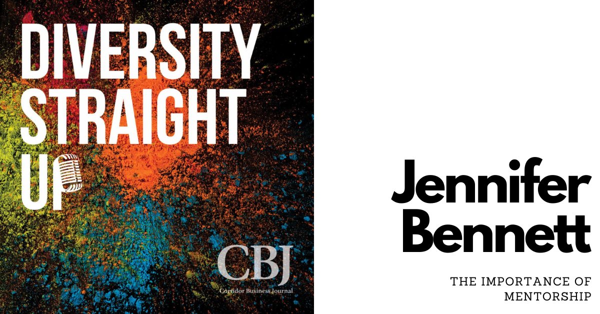 Diversity Straight Up: Jennifer Bennett
