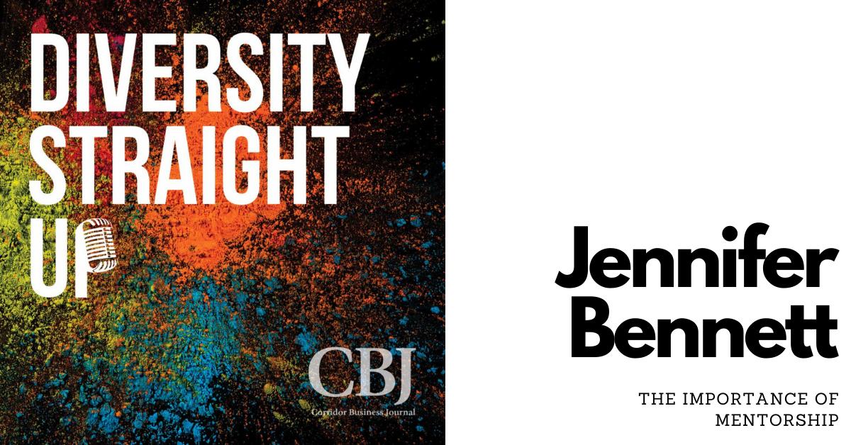 Diversity Straight Up: Jennifer Bennett