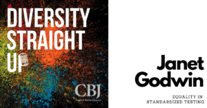Diversity Straight Up: Janet Godwin