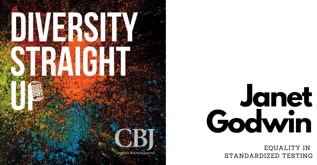 Diversity Straight Up: Janet Godwin