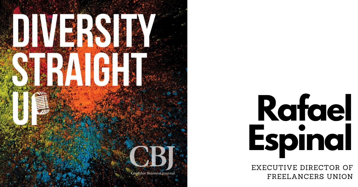 Diversity Straight Up: Rafael Espinal