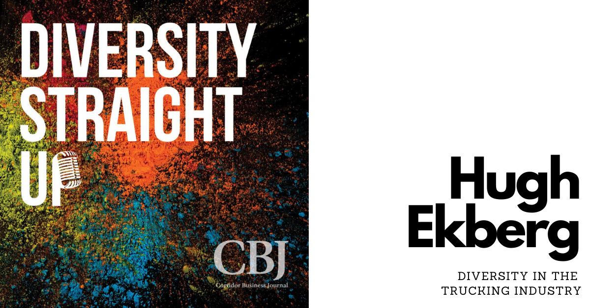 Diversity Straight Up: Hugh Ekberg