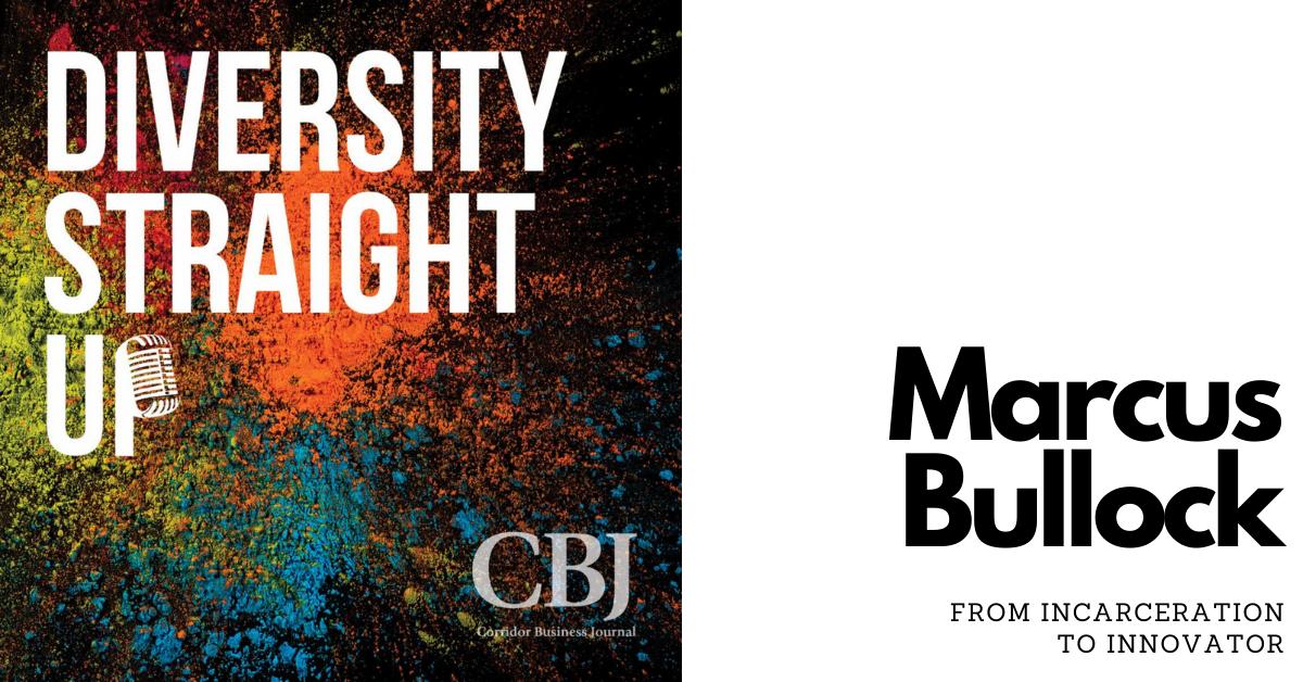 Diversity Straight Up: Marcus Bullock