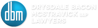 drysdale bacon mcstravick law logo