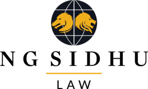ng sidhu law logo