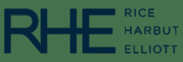 rice harbut elliott logo