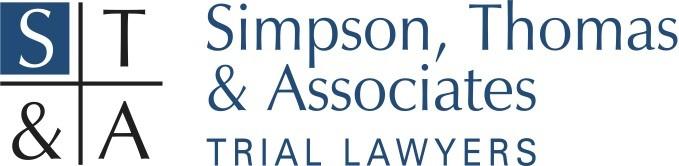simpson thomas law logo