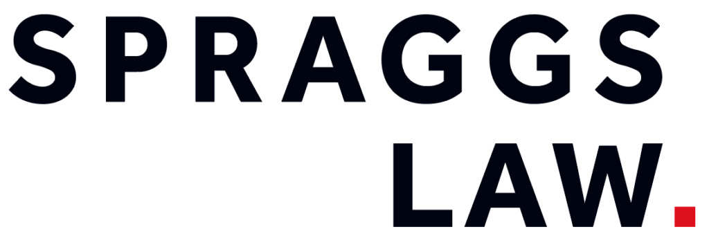 spraggs law logo