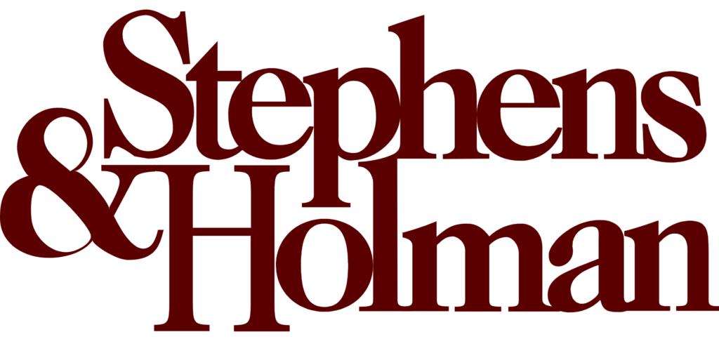 stephen and holman logo