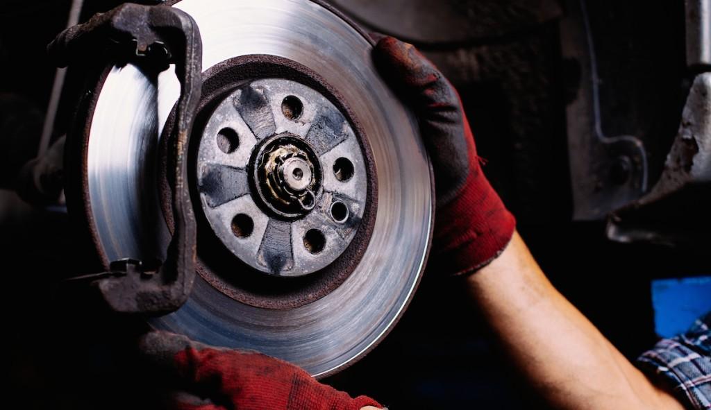 T&T Rotor repair