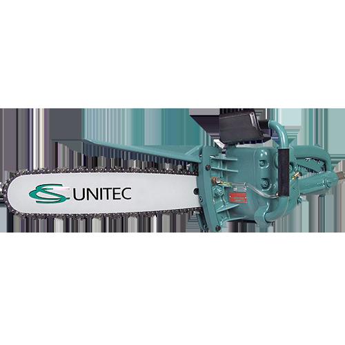 Unitec 4hp Pneumatic Chain Saw