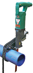 Pipe Clamp for Pipes and Profiles
