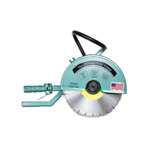 CS Unitec Hand-held Concrete Saw