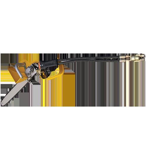 CS Unitec Hydraulic Pistol Grip Saw