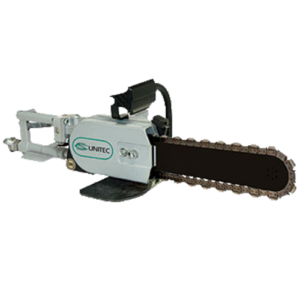CS Unitec Pneumatic Concrete Chain Saw