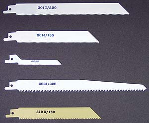 CS Unitec Reciprocating Saw Blades General Purpose