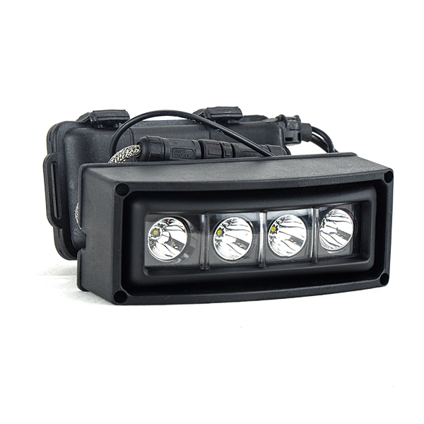 FoxFury PRO III Shield Light