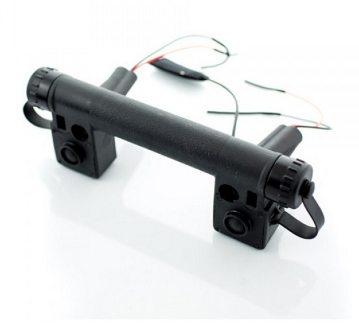 Dual Discover Shield Light with Handle