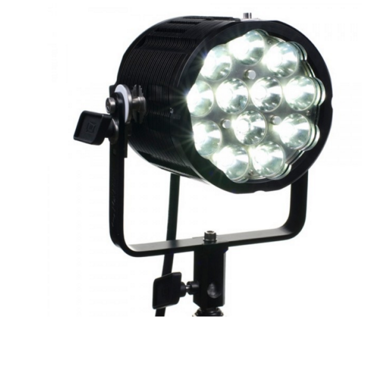 "Sunbolt 6 Tac LED Spotlight / Search Light - 8"" and 18"""