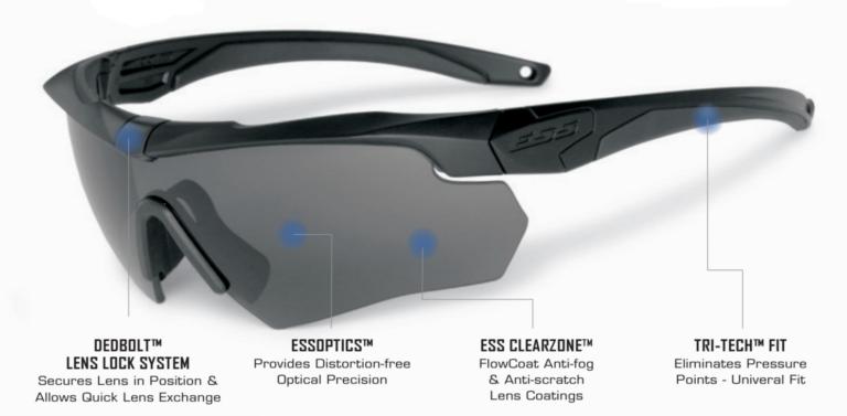 ESS Crossbow Series Glasses