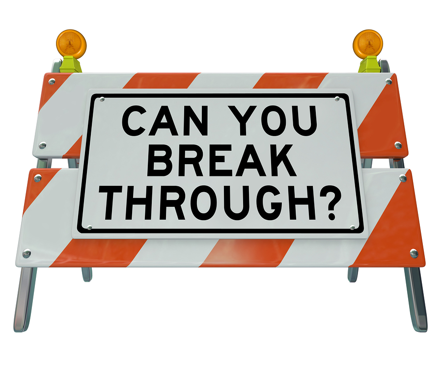 Marketing Roadblocks