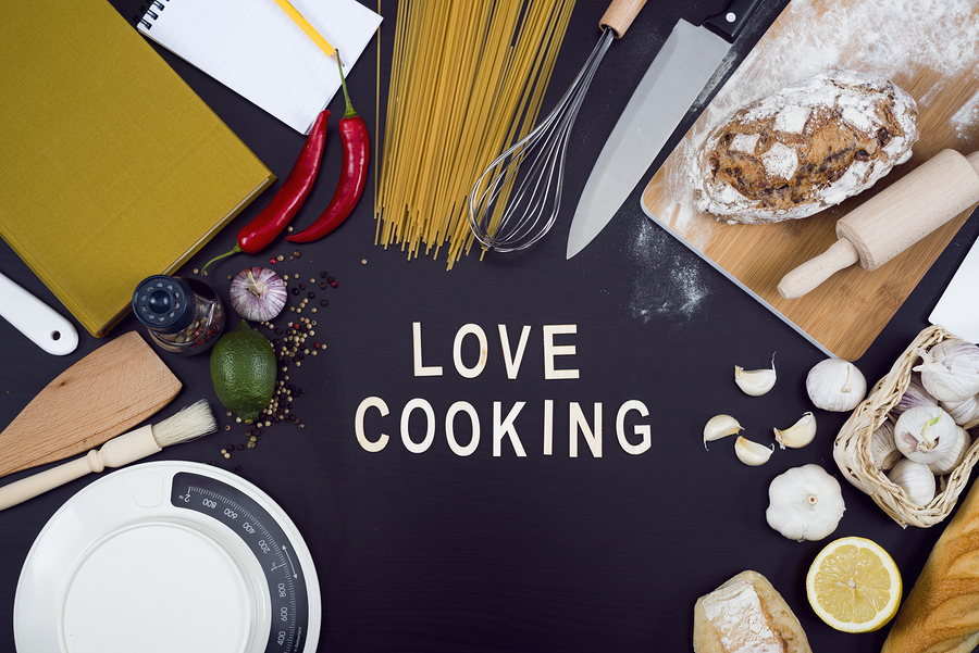 Love Cooking