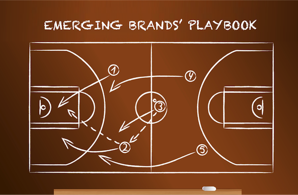 emerging brands playbook