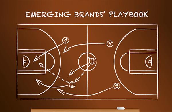 emerging brands playbook