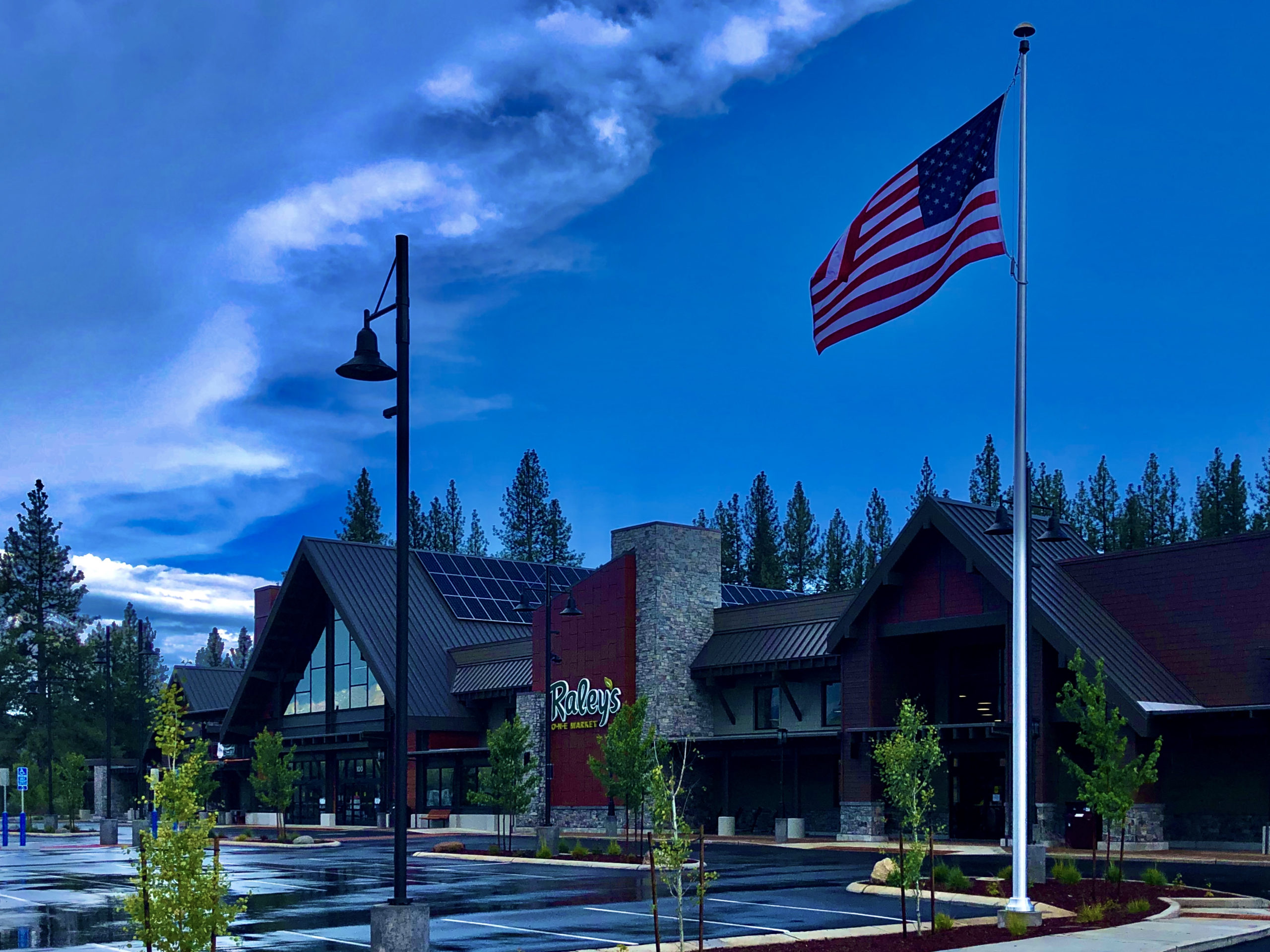 Raley's food retail innovation in Truckee, CA