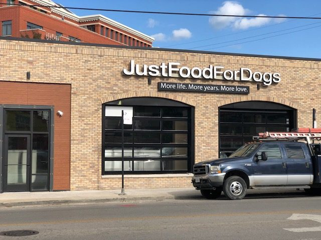 New concept in pet brand building: kitchens