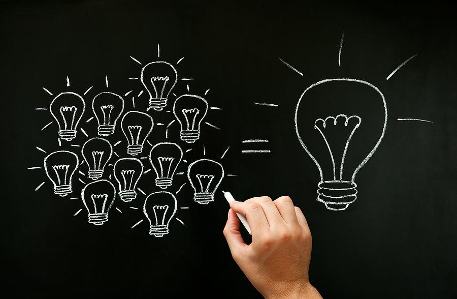 Big ideas inform business and brand behaviors