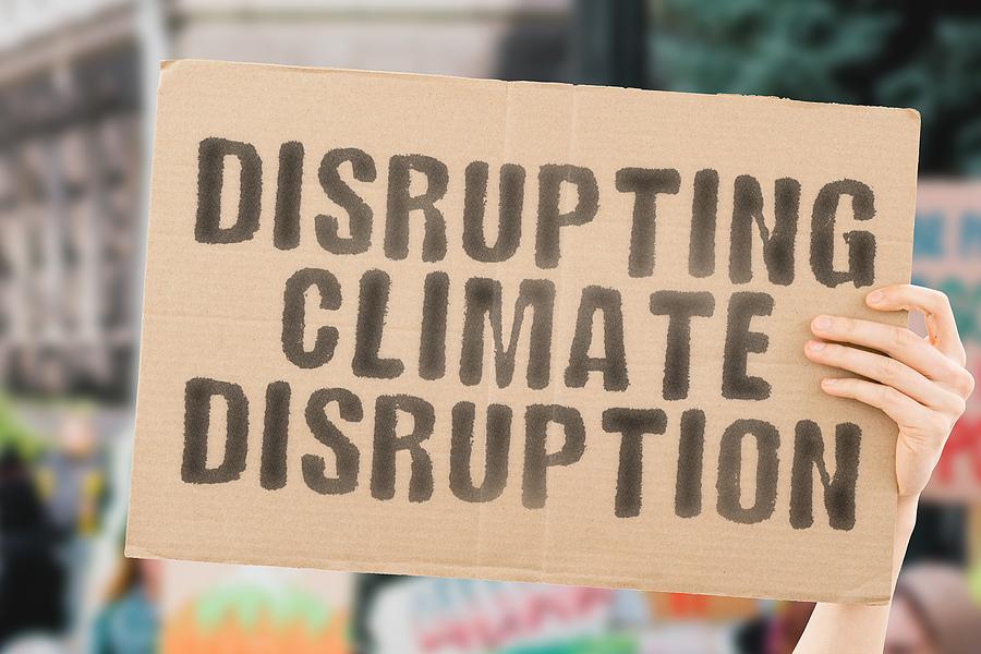 Climate conscious consumption