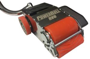 PowerRoll RVB, PowerHandling, single motor, Li-Ion battery, paper industry