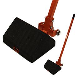 Powerhandling Paper Reel Safety Chock Paper Industry Accessories