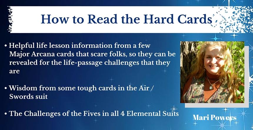 Tarot Telesummit 3 - Mari Powers