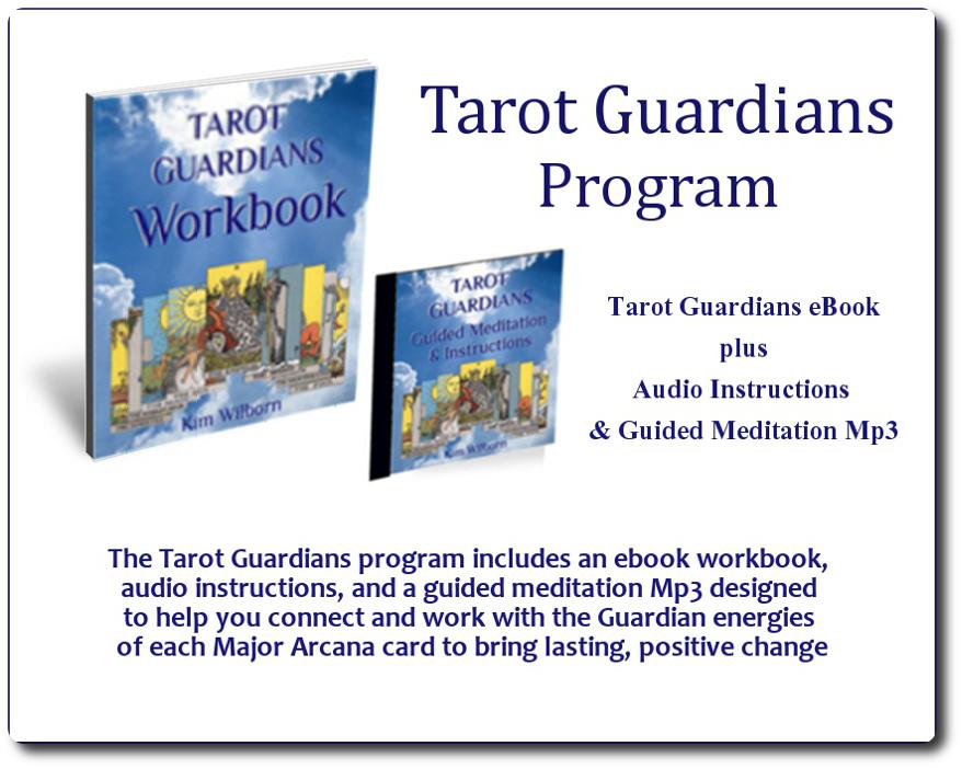 tarot guardians graphic Tarot Telesummit 3