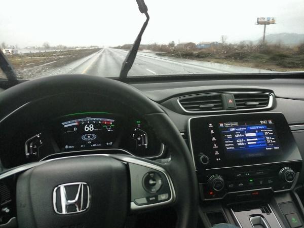 2017 Honda CR-V Honored for Low Environmental Impact