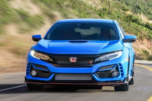 2020 Honda Civic Type R  Loaded with Upgraded Motor Sport and Safety for Street and Track