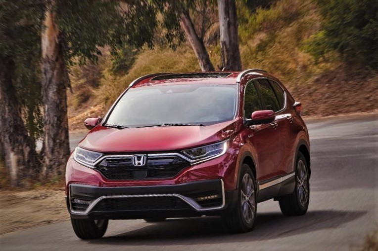 Affordable 2020 Honda CR-V Hybrid Takes Electrification Mainstream in US