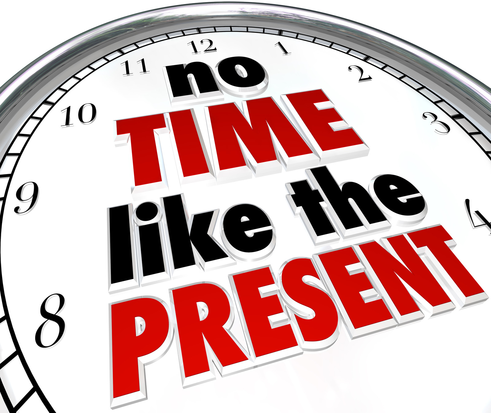 No Time like the Present Avoid Procrastination