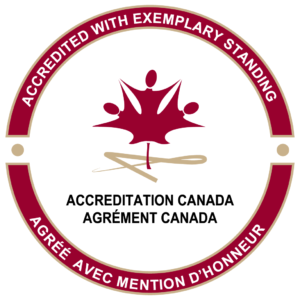 Accreditation Canada - Exemplary Level Seal